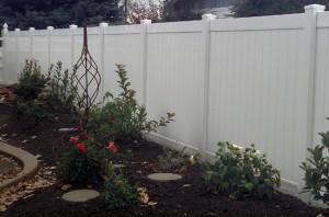 Vinyl Fencing Styles - Vinyl privacy fence