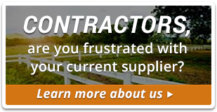 Contractors contact us today!