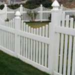How to Buy the Right White Vinyl Fence